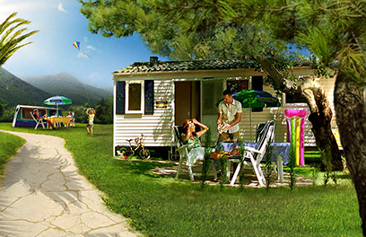 Ventes dans les campings